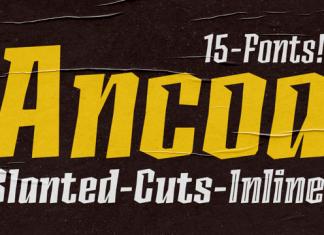 Ancoa Font