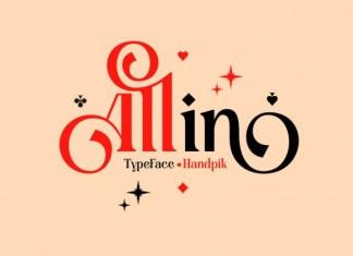 Allin Font