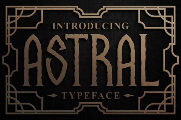 Astral Font