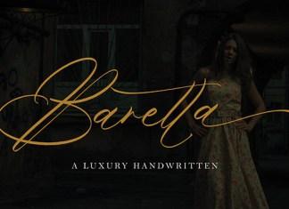 Baretta Font