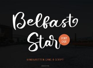 Belfast Star Font