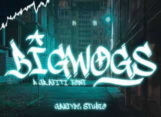 Bigwogs Font