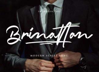 Brinattan Font