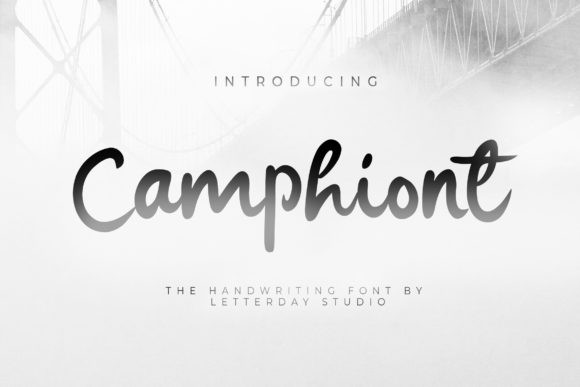 Camphiont Font