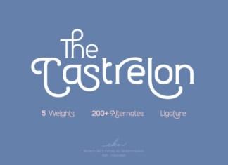 Castrelon Font