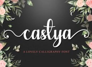 Castya Font