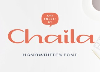 Chaila Font