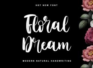 Floral Dream Font