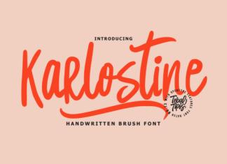 Karlostine Font