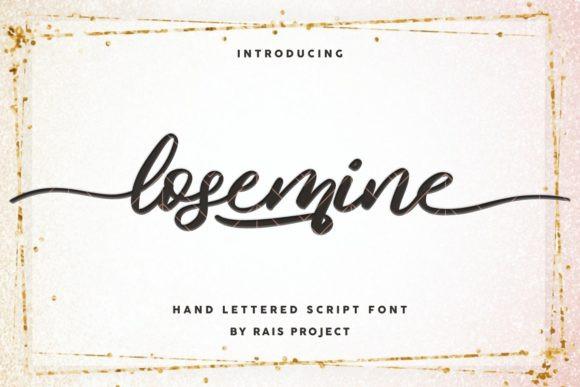 Losemine Font