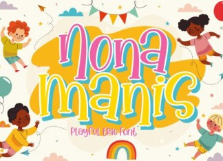 Nona Manis Font