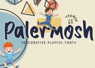 Palermosh Font