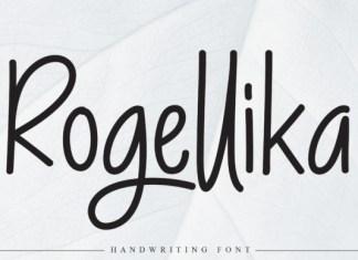 Rogellika Font