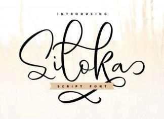 Siloka Font
