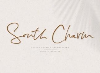 South Charm Font