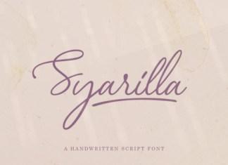 Syarilla Font