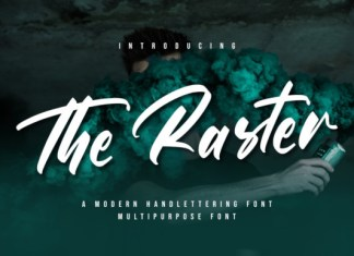 The Raster Font