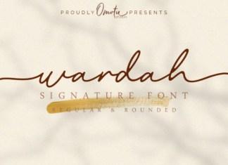 Wardah Font