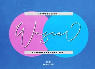 Wascer Font