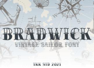 Bradwick Font