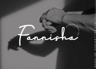 Fannisha Font