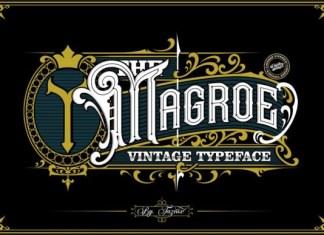 Magroe Font