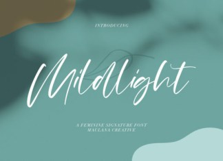 Mildlight Font
