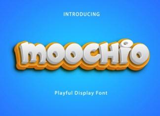 Moochio Font
