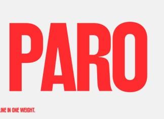 Paro Font