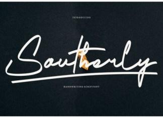 Southerly Font