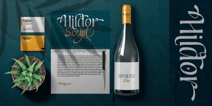 Hildor Font