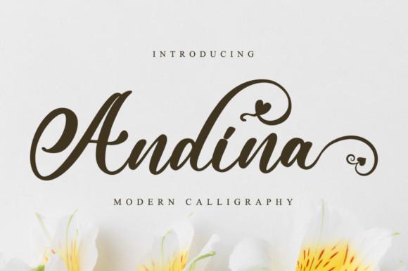 Andina Font