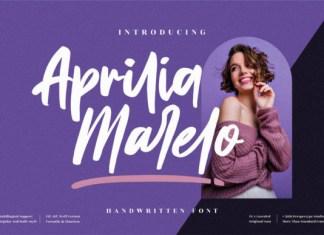 Aprilia Marelo Font
