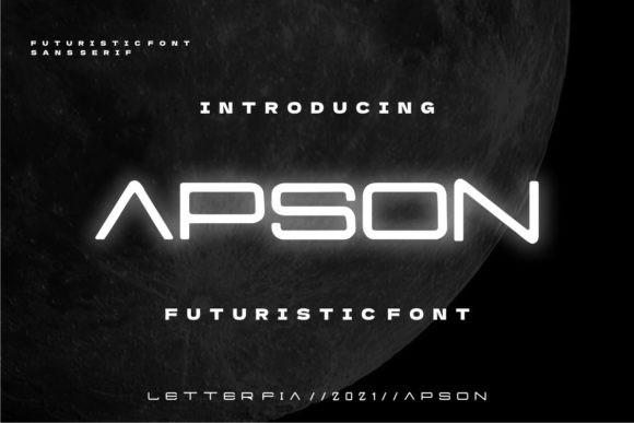 Apson Font