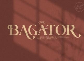 Bagator Font
