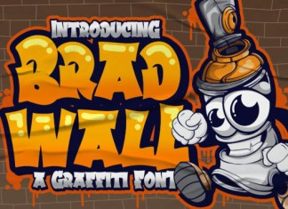Bradwall Font