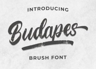 Budapes Font