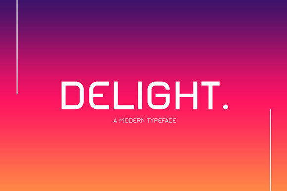 Delight Font