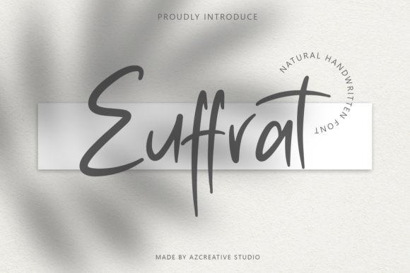 Euffrat Font