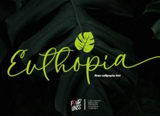 Euthopia Font