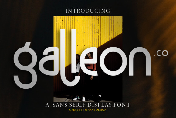 Galleon Font