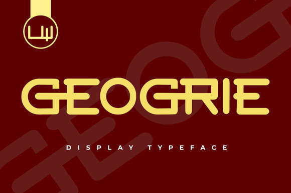Geogrie Font