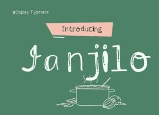 Janjilo Font