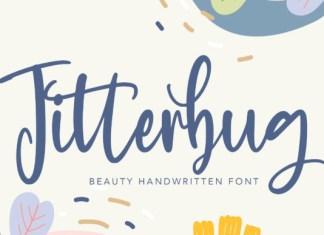Jitterbug Font