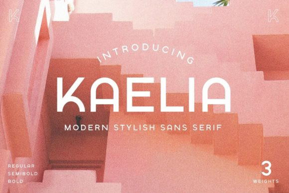 KAELIA Font