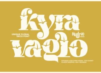 Kyra Vaglo Font