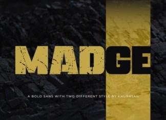 Madge Font