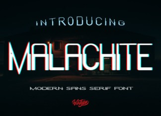 Malachite Font