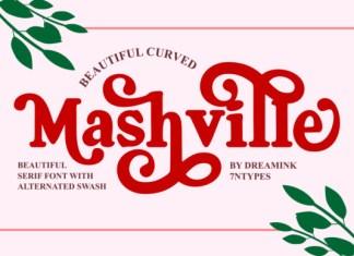 Mashville Font