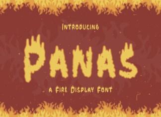 Panas Font